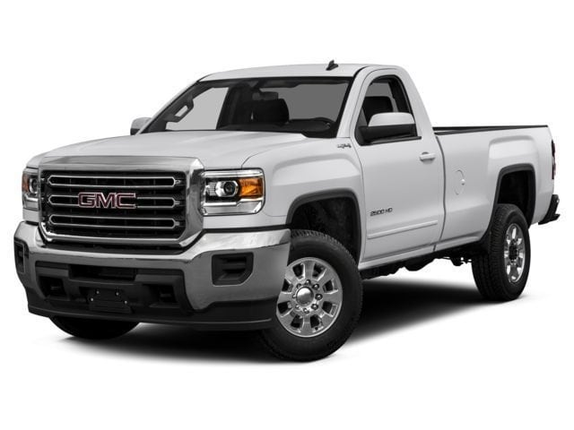 2017 GMC Sierra 2500HD SLE Truck Regular Cab