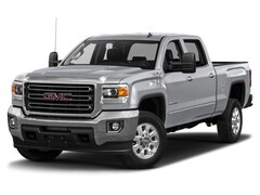 Pre-Owned 2017 GMC Sierra 2500HD SLE Crew Cab 4x4 Truck Crew Cab for sale in Lima, OH
