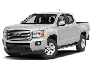 Used vehicles 2017 GMC Canyon SLE Truck Crew Cab for sale near you in Mesa, AZ