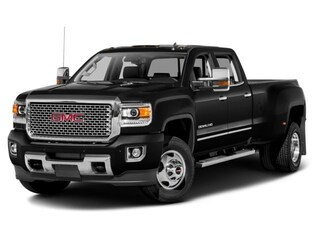 Used 2017 GMC Sierra 3500HD Denali Truck Crew Cab for sale in Houston, TX