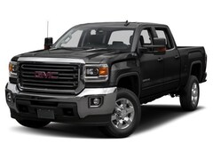 Pre-Owned 2017 GMC Sierra 3500HD SLT Truck Crew Cab for sale in Lima, OH