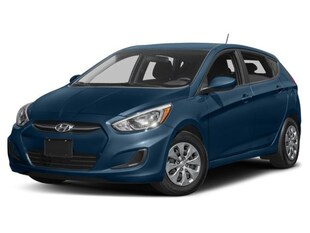 2017 Hyundai Accent SE Hatchback Auto w/Power Option Pa Hatchback