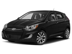New 2017 Hyundai Accent Sport Hatchback Albuquerque