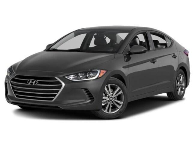 Certified Used 2017 Hyundai Elantra Limited Sedan Concord, North Carolina