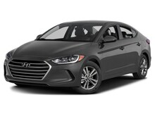 2017 Hyundai Elantra SE w/Popular Equipment Pkg Sedan
