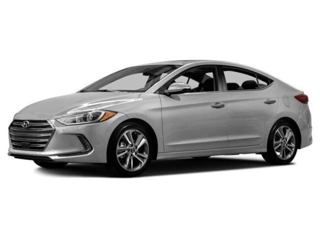 Used 2017 Hyundai Elantra SE Value Edition Sedan near Salt Lake City