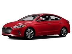 2017 Hyundai Elantra Value Edition Value Edition 2.0L Auto (Alabama)