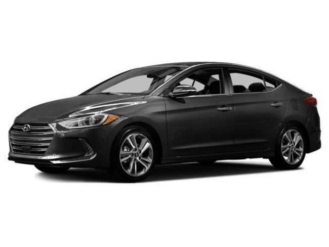 2017 Hyundai Elantra Value Edition 2.0L Auto Car