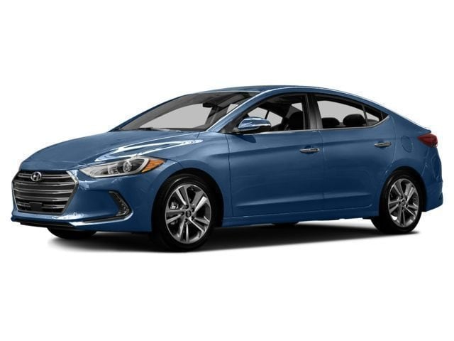 2017 Hyundai Elantra SE Value Edition Sedan