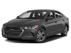 2017 Hyundai Elantra Value Edition Sedan