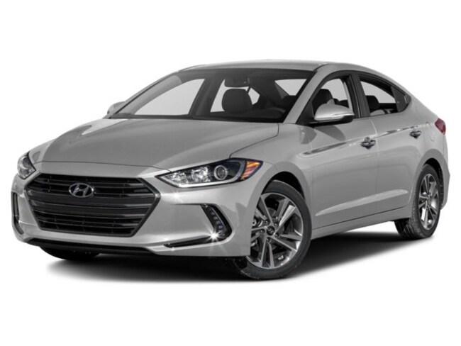 2017 Hyundai Elantra Limited Sedan in Denver