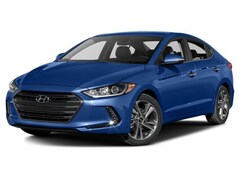 2017 Hyundai Elantra Limited Sedan