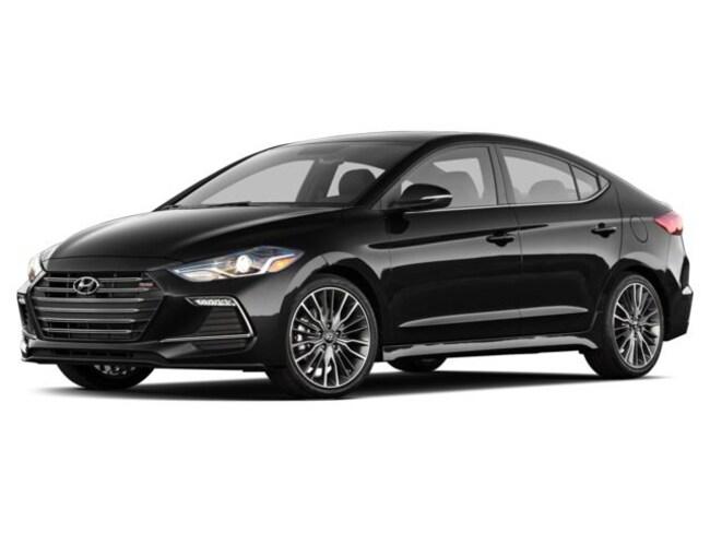 Used 2017 Hyundai Elantra Sport Sedan for Sale in Pharr, TX