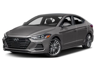 Used  2017 Hyundai Elantra Sport Sedan for Sale in Pharr, TX