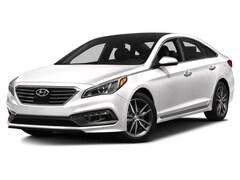 2017 Hyundai Sonata Sport 2.0T w/Black Car
