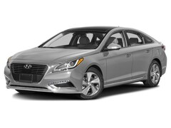 2017 Hyundai Sonata Hybrid Limited 2.0 Sedan