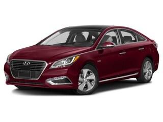 New 2017 Hyundai Sonata Hybrid Limited Sedan in Woodbridge, VA