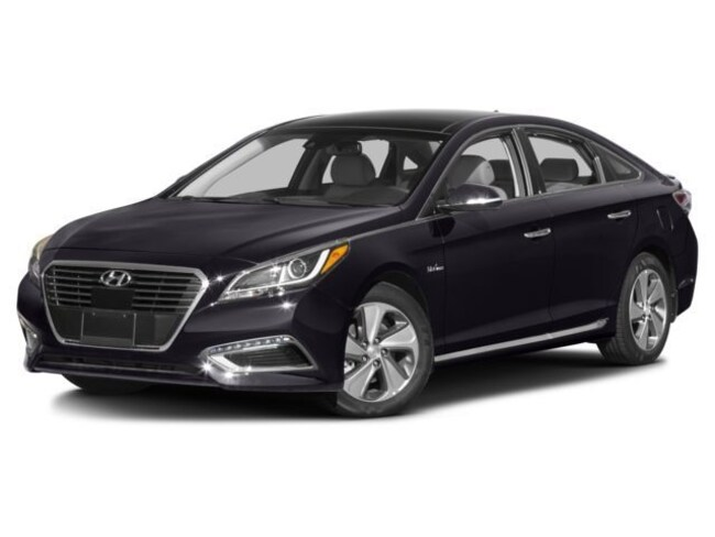 New 2017 Hyundai Sonata Hybrid Limited Sedan Maite, Guam