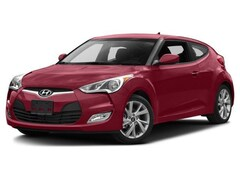 2017 Hyundai Veloster Value Edition w/Navi Value Edition Dual Clutch