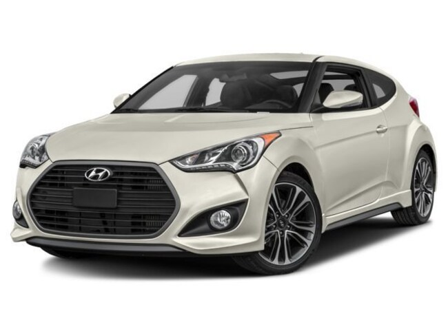 2017 Hyundai Veloster Turbo Hatchback
