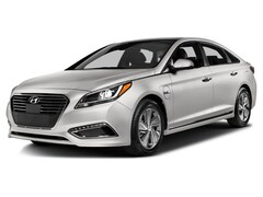 2017 Hyundai Sonata Plug-In Hybrid Limited Sedan