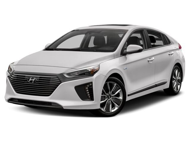 2017 Hyundai Ioniq vs. 2017 Chevrolet Bolt EV