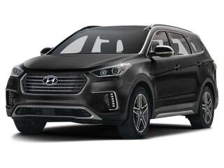 2017 Hyundai Santa Fe Limited Crossover SUV