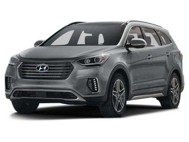 2017 Hyundai Santa Fe SE Ultimate SE Ultimate 3.3L Auto AWD