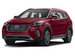 2017 Hyundai Santa Fe Limited SUV near Jackson, TN