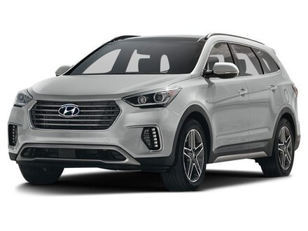 Used special  2017 Hyundai Santa Fe Limited Ultimate SUV for sale in Lawton, OK