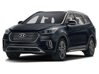 New 2017 Hyundai Santa Fe Limited Ultimate SUV for sale in Western MA