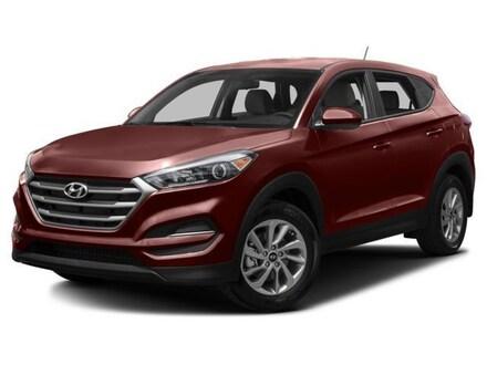 2017 Hyundai Tucson SE Plus SE Plus FWD