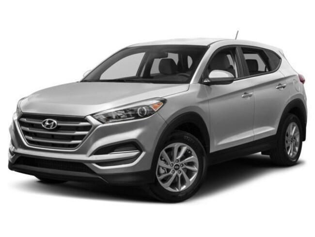 2017 Hyundai Tucson SE Plus SUV