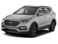 2017 Hyundai Santa Fe Sport 2.0T Ultimate Auto AWD Sport Utility