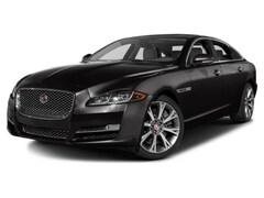 2017 Jaguar XJ XJL Portfolio AWD Sedan