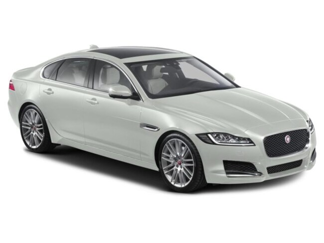 New 2017 Jaguar XF 20d Premium Sedan in Thousand Oaks, CA