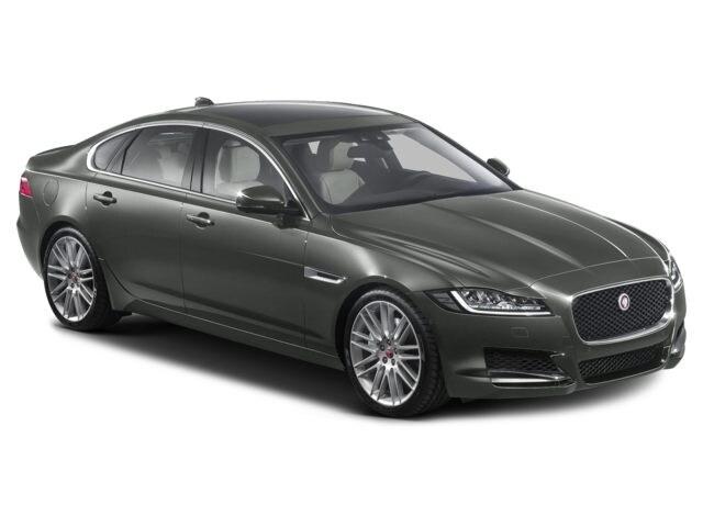 2017 Jaguar XF Sedan