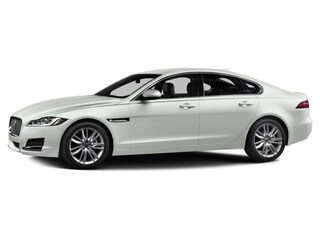 2017 Jaguar XF 20d Prestige Sedan