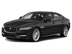2017 Jaguar XF 20d R-Sport Sedan