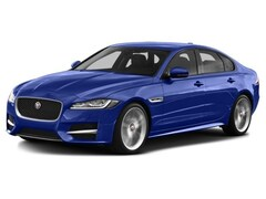 2017 Jaguar XF 35t R-Sport Sedan