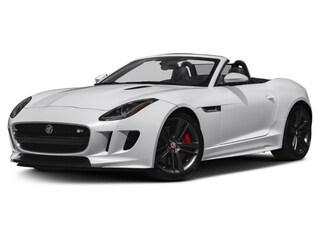 2017 Jaguar F-TYPE S British Design Edition Convertible