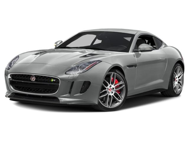 New 2017 Jaguar F-TYPE R Coupe for sale in Thousand Oaks, CA