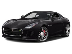 2017 Jaguar F-TYPE R Coupe