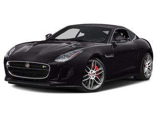 New 2017 Jaguar F-TYPE R Coupe in Thousand Oaks, CA