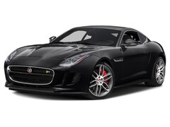 Used 2017 Jaguar F-TYPE R Coupe for sale in Houston, TX