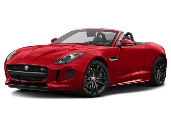 2017 Jaguar F-TYPE V6 AWD Convertible