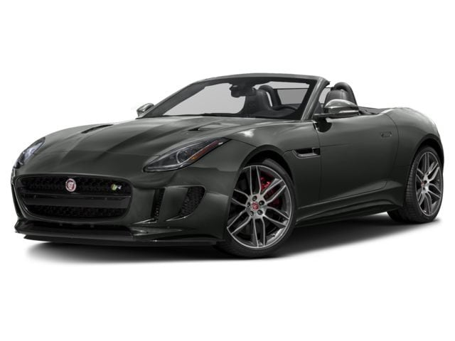 2017 Jaguar F-TYPE R V8 AWD Convertible