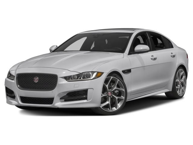 Used Cars U003e Jaguar U003e XE U003e Used 2017 Jaguar XE Sedan 35t First Edition Gallery