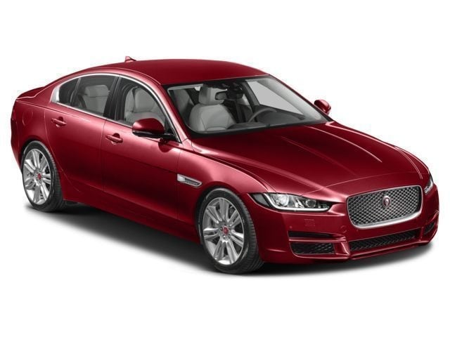 2017 Jaguar XE Premium Sedan