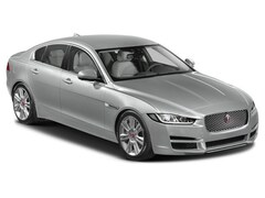 Certified Used 2017 Jaguar XE Sedan Boston